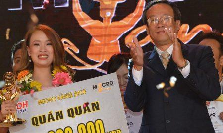Phạm Thị Phương Thảo giành quán quân Mirco vàng năm 2018